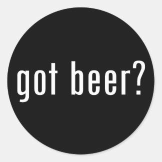 got beer? sticker