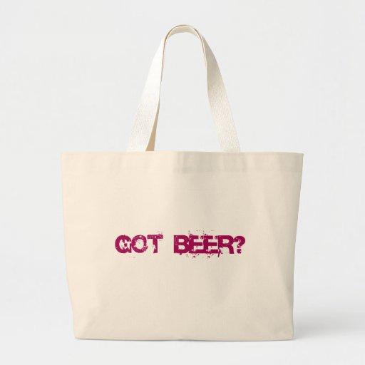 Got Beer Tote Bag