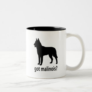 Got Belgian Malinois Mugs