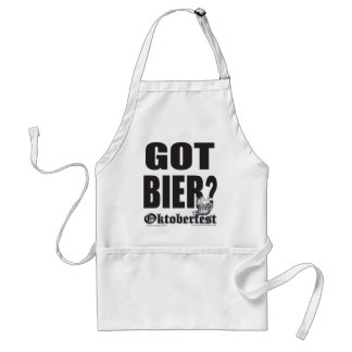 Got Bier? Aprons