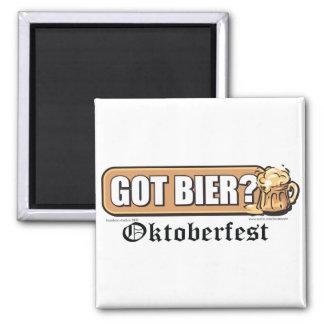 Got Bier - Refrigerator Magnets
