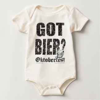 Got Bier - Oktoberfest Baby Bodysuit