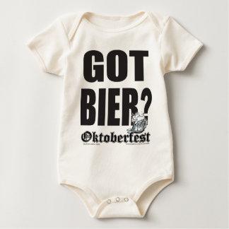 Got Bier - Oktoberfest Baby Creeper