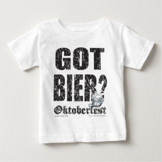 Got Bier - Oktoberfest Baby T-Shirt