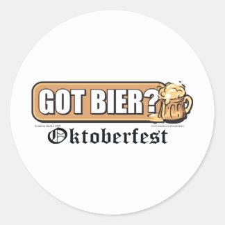 Got Bier - Sticker