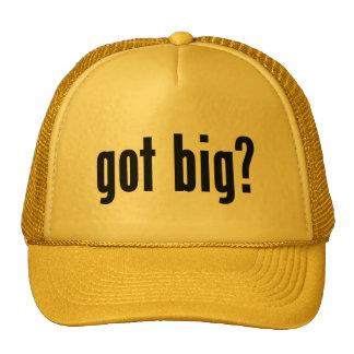 got big? trucker hat