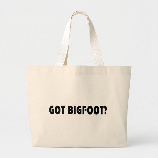Got BigFoot? Bags