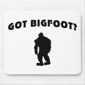 Got BigFoot? Mouse Pad