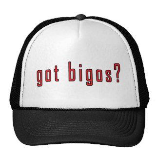 got bigos? trucker hat