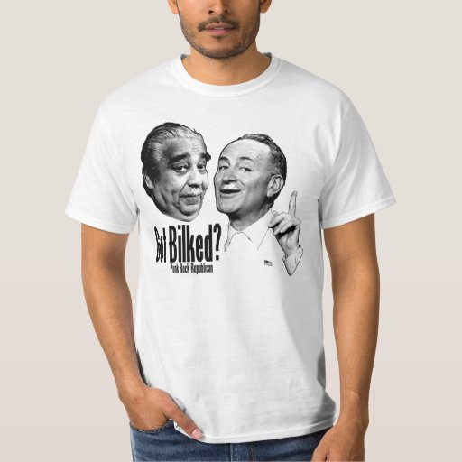 Got Bilked? (Two Of A Kind) T-Shirt