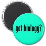 got biology? fridge magnets