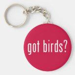 got birds? key chains