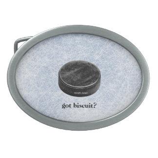 got biscuit? belt buckle