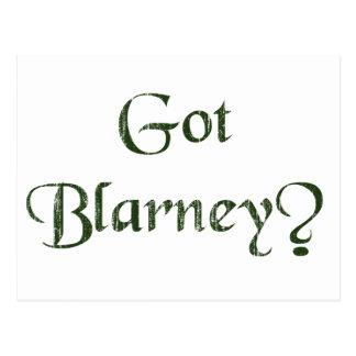 Got Blarney? Postcard