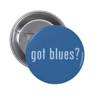got blues? button