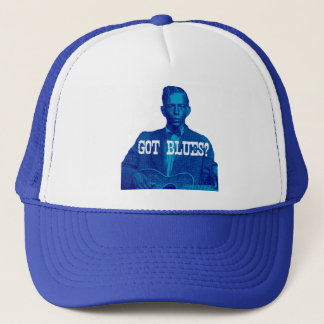 Got Blues (Charlie Patton) apparel Trucker Hat