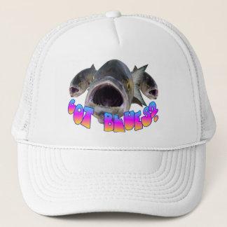 got blues trucker hat
