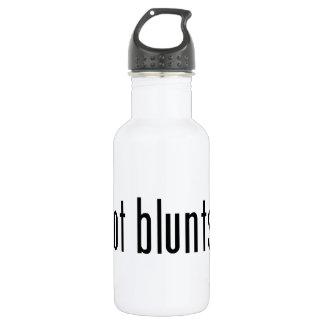 got blunts? water bottle