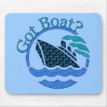 Got Boat? Mouse Pad