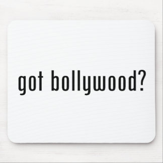 got bollywood? mouse pad