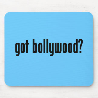 got bollywood? mouse pads