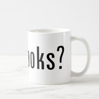 got books? coffee mugs