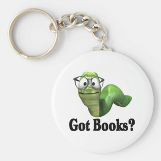 Got Books T-shirts and Gifts. Keychain