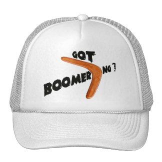 Got Boomerang Australian culture Trucker Hat