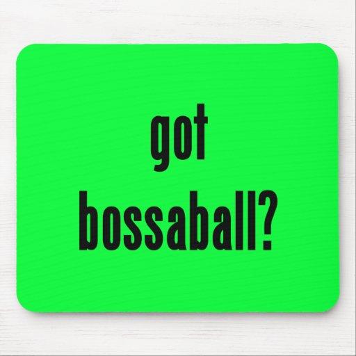 got bossaball? mouse pads