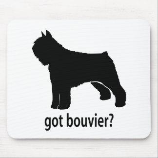 Got Bouvier Mouse Pad
