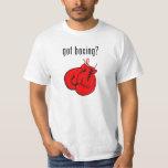 got boxing? shirt