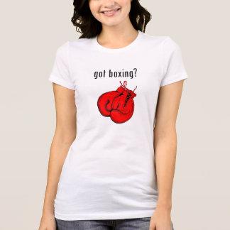 got boxing? t-shirts