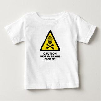got brains baby T-Shirt