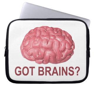 Got Brains? Laptop Sleeve