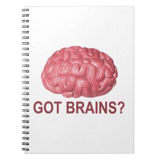 Got Brains? Notebook
