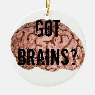 Got Brains? Ornament