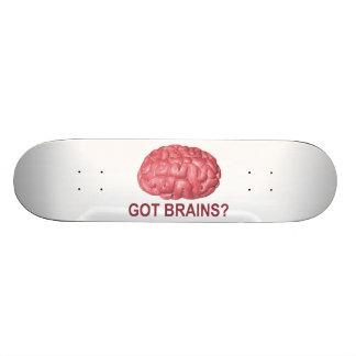 Got Brains? Skateboard