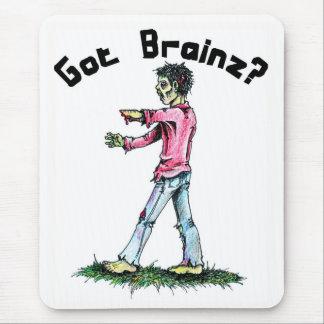 Got Brainz Mouse Pad