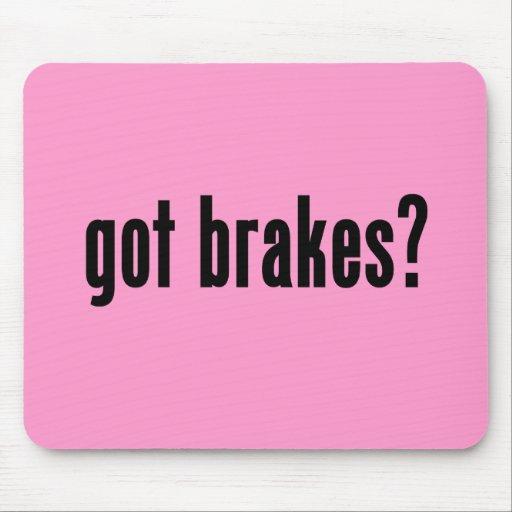 got brakes? mouse pads
