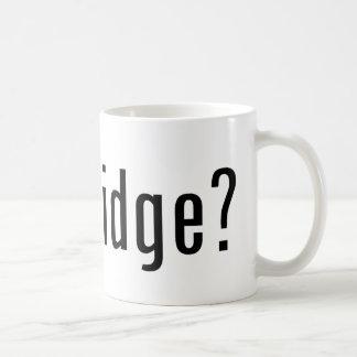 got bridge? mugs