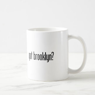 got brooklyn coffee mug