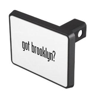 got brooklyn trailer hitch cover