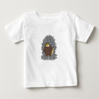 GoT Brute Hoot Owl King Baby T-Shirt