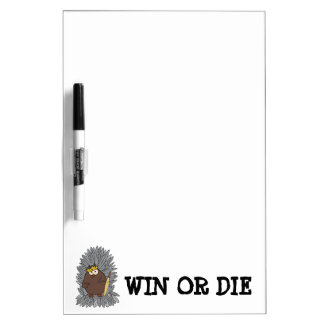 GoT Brute Hoot Owl King Dry-Erase Board