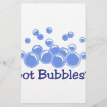 Got Bubbles?