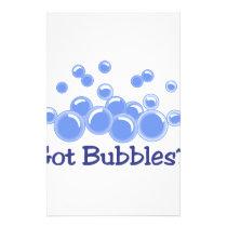 Got Bubbles? Stationery
