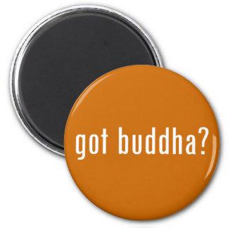 got buddha? 2 inch round magnet