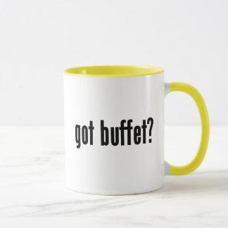 got buffet? mug