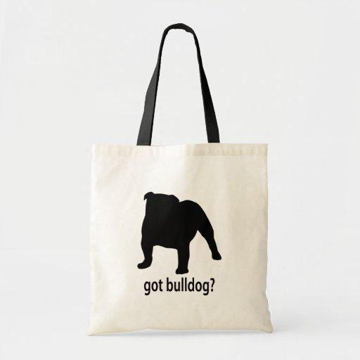 Got Bulldog Bags