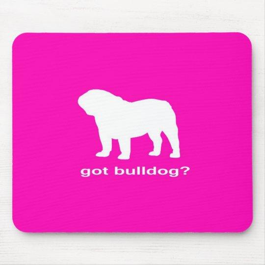 Got Bulldog Mouse Pad